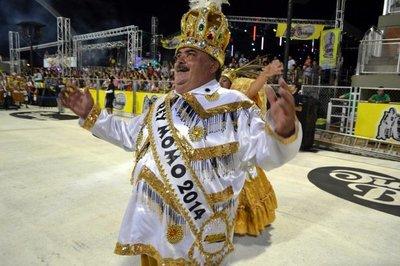 Fallece el eterno Rey Momo del Carnaval Encarnaceno