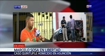 Procesado por masacre afirma que Bruno Marabel confesó crímenes