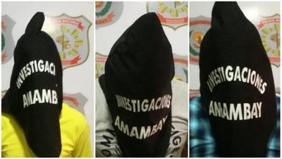 Detienen a sospechosos del crimen de hombre relacionado a Pavão