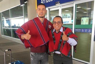 Bernardo Medina llegó a Ecuador para jugar con el Mushuc Runa