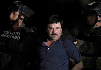 Los mensajes secretos entre el Chapo, su esposa y su amante