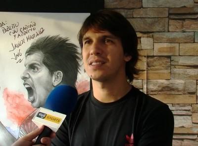 Pablo Zeballos podría volver a Paraguay