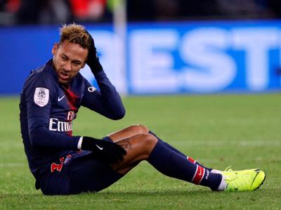PSG quedó eliminado de la Copa de la Liga