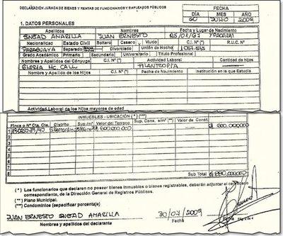 "Presunto testaferro de José Alderete ocultó ""su"" estancia"