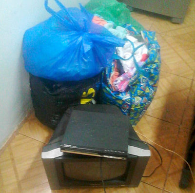 Fiscalía pidió prisión para tres ladrones domiciliarios detenidos con evidencias