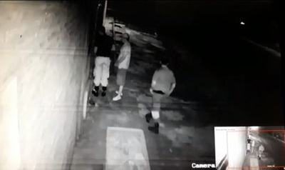 """Policías caen luego de asaltar a """"estafador"""""""