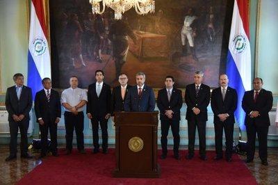 Mario Abdo rechaza segundo mandato de Maduro y rompe relaciones con Venezuela