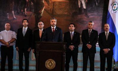 Abdo rompe relaciones con Venezuela