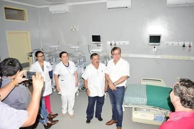 Director de la EBY verificó unidades de terapias en Misiones