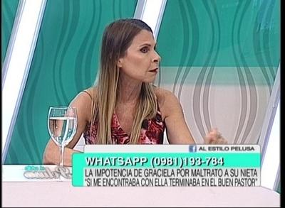 """Jueza de """"Calle 7"""" tras descubrir a niñera maltradora: """"Le quise matar"""""""