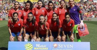 Selección de Chile, ante Italia y Cataluña