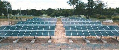 Inaugurarán moderna planta de energía solar