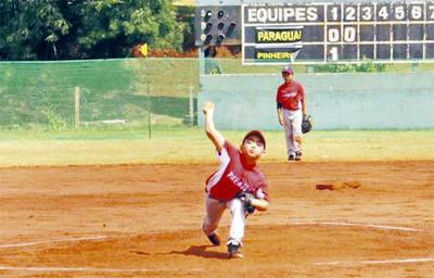 Campeonato de Béisbol en Yguazú