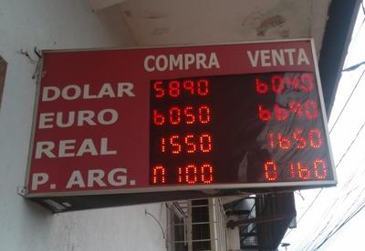 Real se fortalece ante el dólar y beneficia al comercio esteño