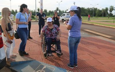 Costanera de Hernandarias busca ser 100% inclusiva