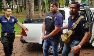 Extraditan a brasileño por tráfico de drogas