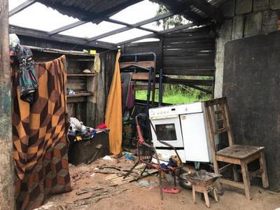 Los afectados por temporal en Cnel. Oviedo recibieron ayuda humanitaria