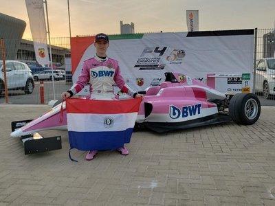 Paraguayo logra triunfo histórico en Dubái