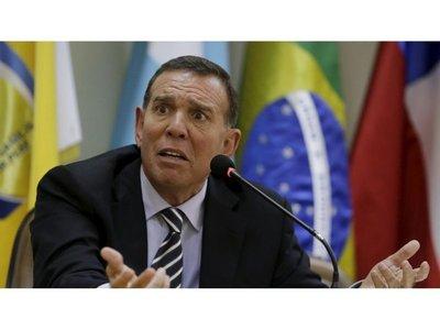 Juan Ángel Napout, hallado culpable en caso FIFAgate