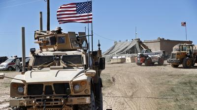 """EE.UU. confirma el inicio del """"proceso de retirada"""" de sus tropas en Siria"""