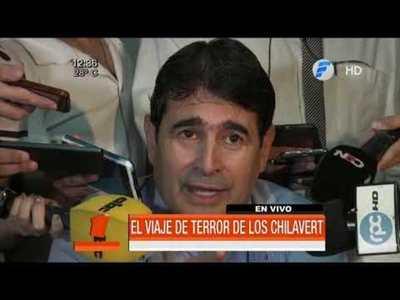 Abogado español califica de montaje el caso Chilavert