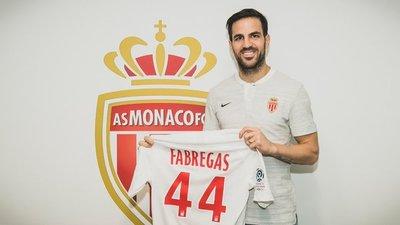 Cesc Fábregas es nuevo jugador del Mónaco