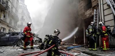 Varios heridos tras una explosión en una panadería en el centro de París