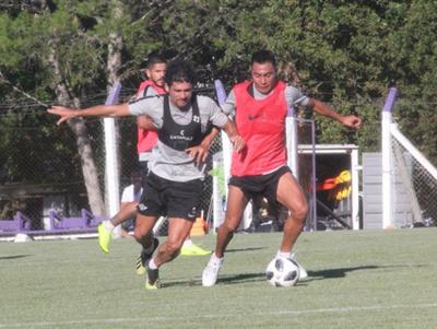 Libertad hace su última prueba en Uruguay