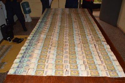 Detienen a precoz delincuente y recuperan unos G. 14 millones