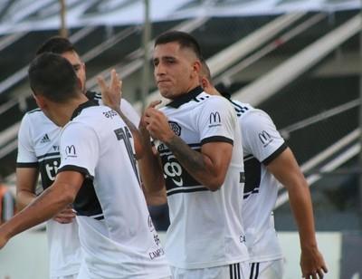Jorge Colmán es cedido al Ponte Preta