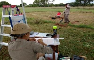 Inician estudios arqueológicos en el Campamento Cerro León