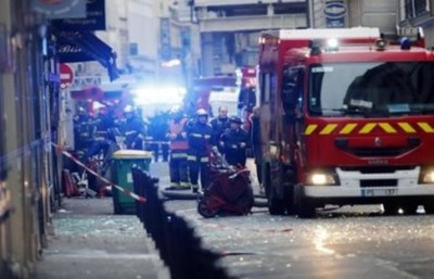 París: Hallan a cuarta víctima de la explosión en una panadería