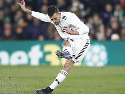 Real Madrid despachó sobre la hora al Betis