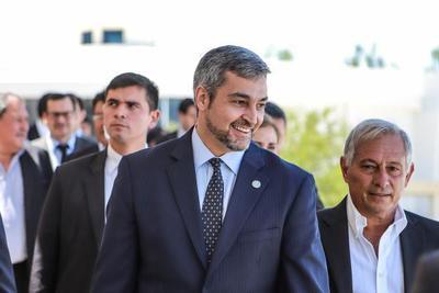 Mandatario desarrollará su agenda  oficial en Palacio de López