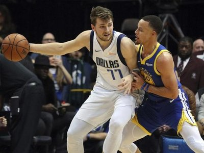 Raptors se mantienen ganadores; Curry se exhibe ante Doncic
