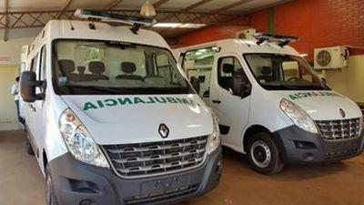 Un Centro Regulador de Ambulancias para la zona