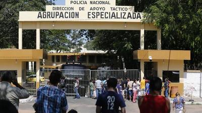 Inicia traslado de presos de la Agrupación Especializada