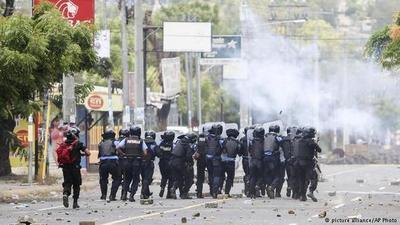 Protestas en Nicaragua dejan más de 20 muertos · Radio Monumental 1080 AM
