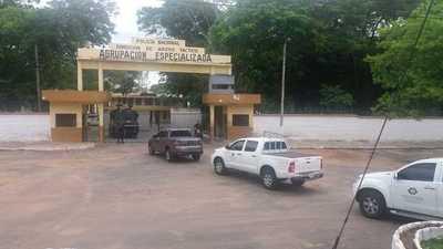 Se dio inicio a traslado de presos de la Agrupación Especializada