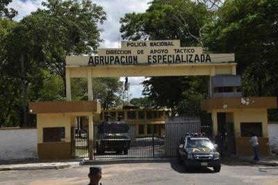 Trasladaron a cuatro reclusos desde la agrupación a Tacumbú