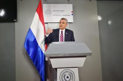 Ministro del Interior anuncia traslado de primeros internos de la Agrupación Especializada a Tacumbú