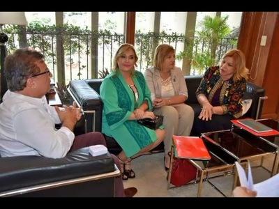 Gestionan para contar en Itapúa con un Centrl Regional del Ministerio de la Mujer
