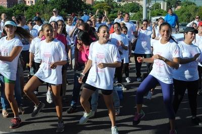 Recuerdan que hacer actividad física reduce riesgos de enfermedades crónicas