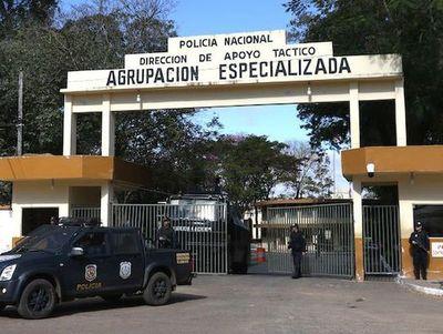 Trasladan a cuatro internos en Tacumbú