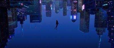 Spider-Man en una película de otro universo