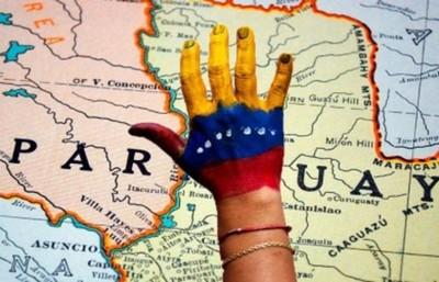 [Audio] Venezolana que llegó a Paraguay cuenta su historia