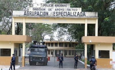 HOY / De la Agrupación a Tacumbú: trasladaron a cuatro civiles