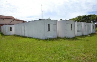 Anuncian instalación de contenedores en la cárcel
