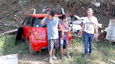 Ladrones domiciliarios cuentan con pedido de prisión tras varios atracos