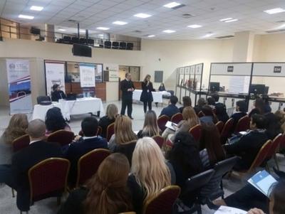 "Jueces y fiscales participarán de curso sobre ""Cooperación judicial penal iberoamericana"""